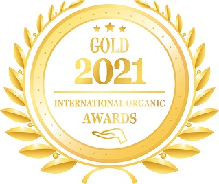 GOLD International Organic Awards 2021